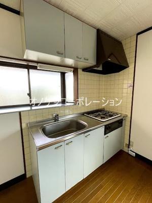 【浴室】サンハイツ中本町