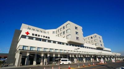 前橋赤十字病院まで3900m