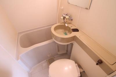 【浴室】歌敷山ハイツ