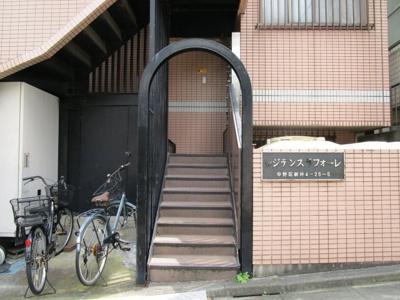 【エントランス】レジデンスラフォーレI