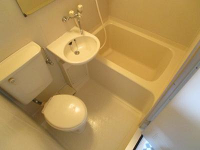 【浴室】レジデンスラフォーレI