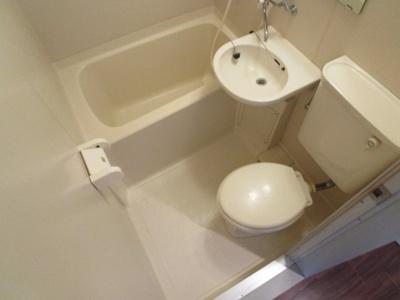 【浴室】レジデンスラフォーレⅡ
