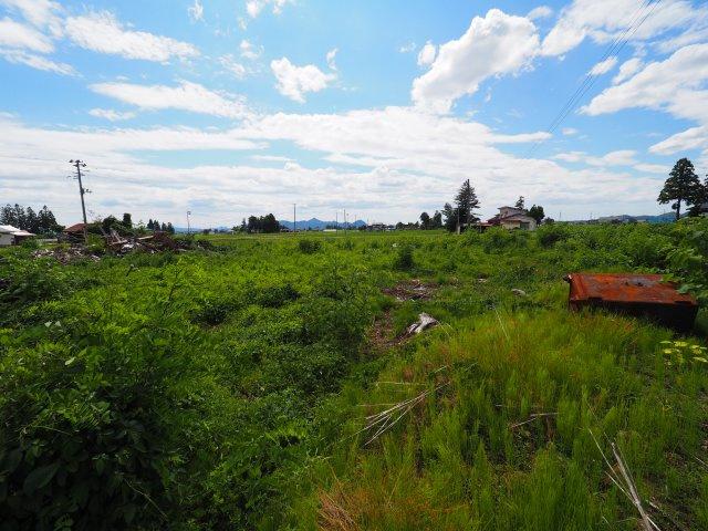 【外観】大仙市横堀 資材置き場・事業用地にいかがでしょうか1360坪