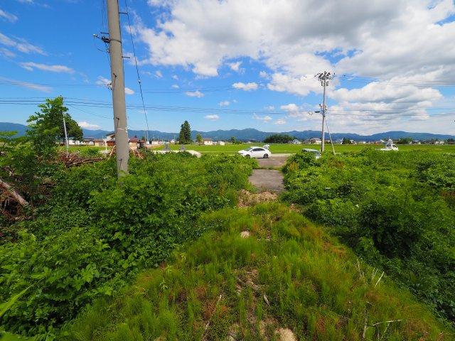 【周辺】大仙市横堀 資材置き場・事業用地にいかがでしょうか1360坪