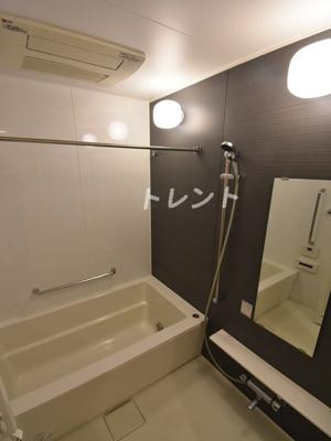 【浴室】ベイサイド竹芝