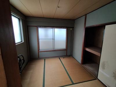 2階の和室(6.0帖) バルコニーに面したお部屋です。