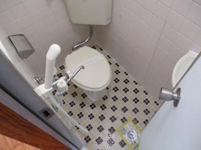【トイレ】アメニティートウマ