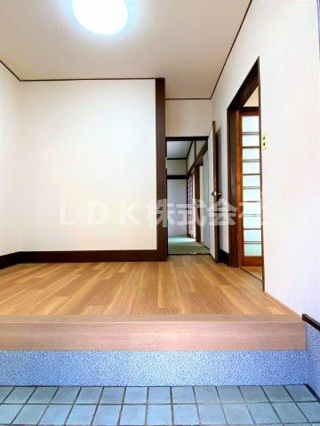 玄関・ホールが広いと家全体に高級感が出てきますね。