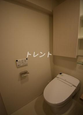 【トイレ】BelleVue新橋【ベルヴュー新橋】