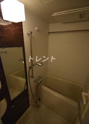 【浴室】BelleVue新橋【ベルヴュー新橋】