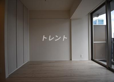 【寝室】BelleVue新橋【ベルヴュー新橋】