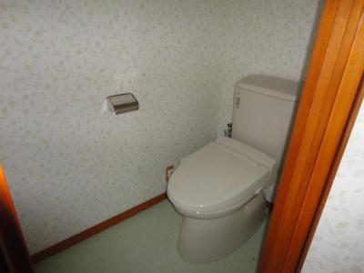 【トイレ】本山中町マンション