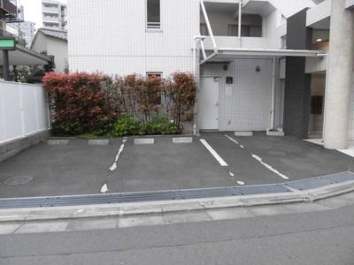 【駐車場】イストリア・ケー