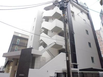 鉄筋コンクリート造のマンションです。