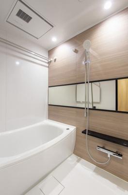 【浴室】サンパレス田端壱番館