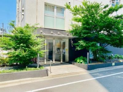 【エントランス】アパートメンツ浅草橋リバーサイド