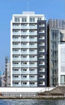 【外観】アパートメンツ浅草橋リバーサイド