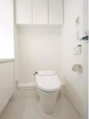 【トイレ】アパートメンツ浅草橋リバーサイド