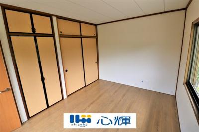 2F洋室です。