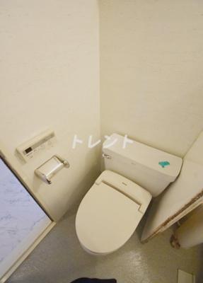 【トイレ】HF三田レジデンス