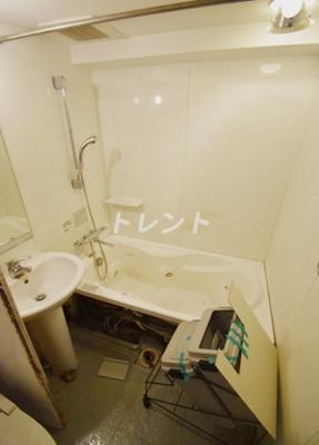 【浴室】HF三田レジデンス
