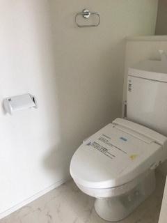【トイレ】河北西町新築新築戸建て 1号地