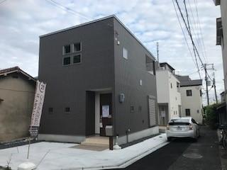 【外観】河北西町新築新築戸建て 1号地