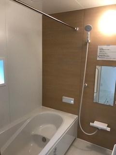 【浴室】河北西町新築新築戸建て 1号地
