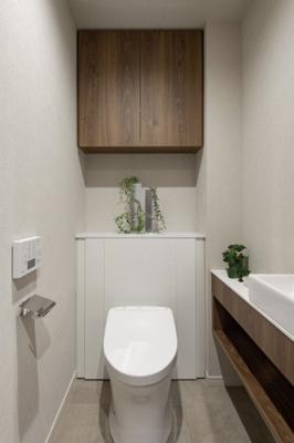 【トイレ】三軒茶屋シティハウス