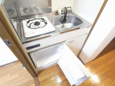 【キッチン】パルシオ三宮フラワーロード