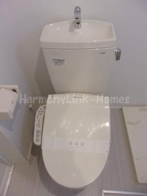 ハーモニーテラス梅田のトイレです