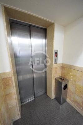パレーシャル34 エレベーター