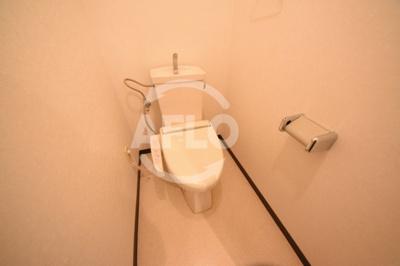 パレーシャル34 トイレ