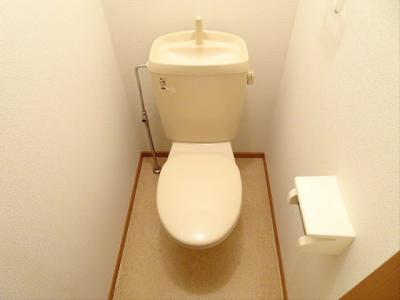 【トイレ】桜上水5丁目オススメアパート