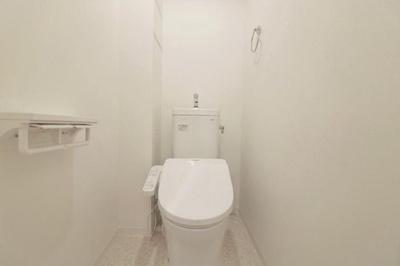 【トイレ】香里ケ丘ガーデンハイツⅠ