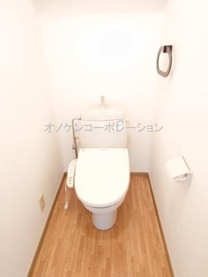 【トイレ】ピッケル加佐
