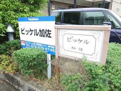 【エントランス】ピッケル加佐