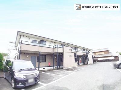 【外観】ピッケル加佐
