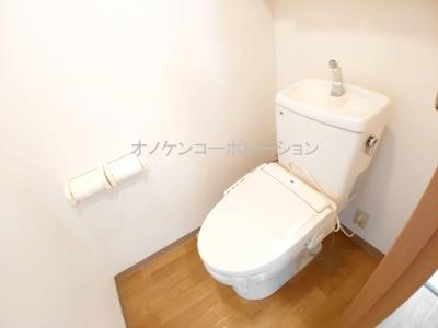 【トイレ】Santa Place