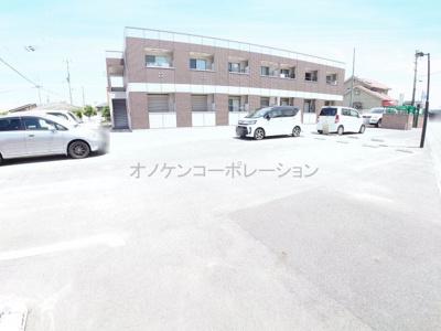 【駐車場】Santa Place