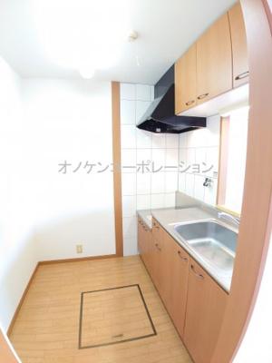 【キッチン】Santa Place