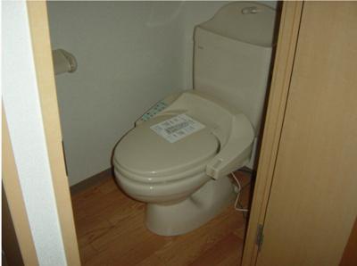 【トイレ】メゾン ドゥ シェリー