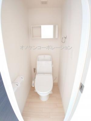 【トイレ】モント・レイ