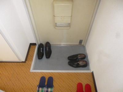 【玄関】シティ大和田