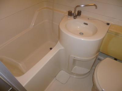 【浴室】シティ大和田
