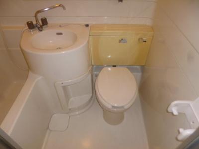 【トイレ】シティ大和田