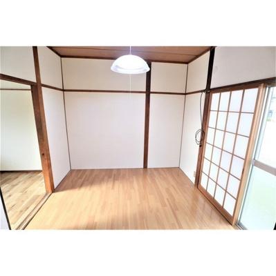 【居間・リビング】中沼アパート