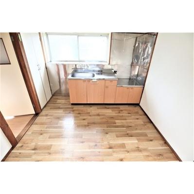 【キッチン】中沼アパート