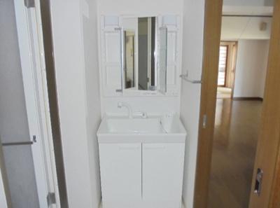 【独立洗面台】ライオンズマンション国際通り第二