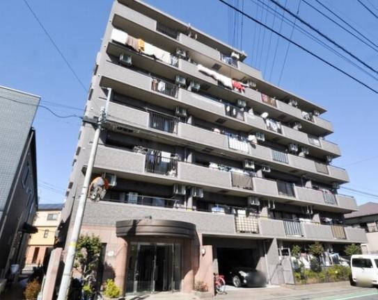 【外観】レーベンハイム西新井弐番館